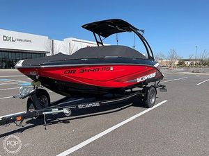 Used Scarab 195 H0 Ski and Wakeboard Boat For Sale
