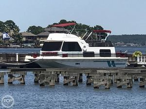 Used Holiday Mansion 42 House Boat For Sale