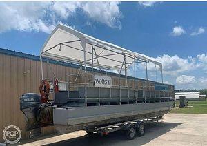 Used Custom Built Commercial Passenger Commercial Boat For Sale