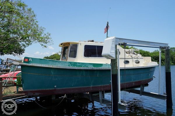 Used Nimble Nomad Trawler Boat For Sale
