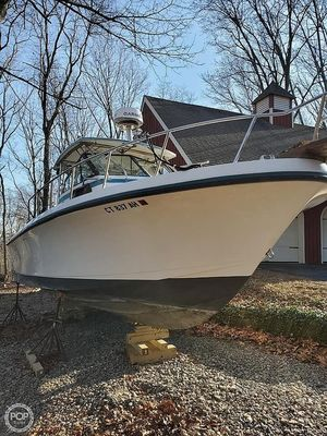 Used Pro-Line 2501 Walkaround Fishing Boat For Sale