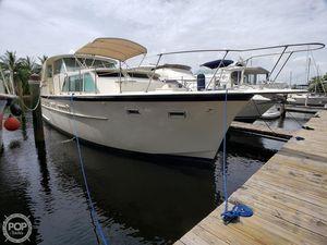 Used Hatteras 44 Tri - cabin Cruiser Boat For Sale