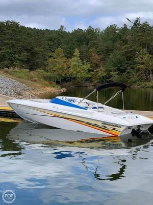 Used Sunsation 29 Mid-Cabin High Performance Boat For Sale