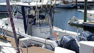 Used Pro Sports 2860 Katwa Power Catamaran Boat For Sale