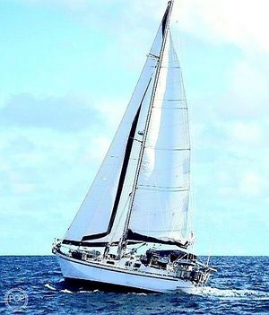Used Tayana Vancouver Bluewater 42 Racer and Cruiser Sailboat For Sale