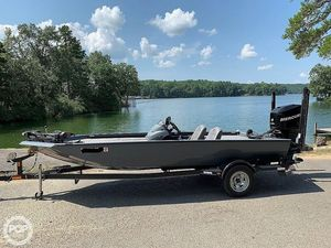 Used Triton V186 Magnum Bass Boat For Sale