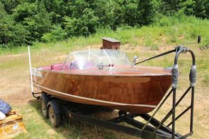 Used Chris-Craft Runabout Ski Runabout Boat For Sale