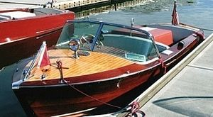 Used Century Resorter Runabout Boat For Sale