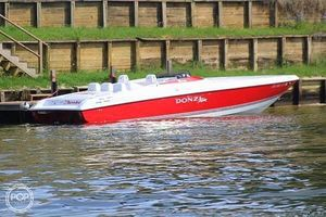 Used Donzi 27zr High Performance Boat For Sale