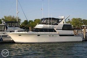 Used Carver 5239 Californian Aft Cabin Boat For Sale