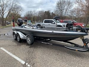 Used Ranger Boats Z521 Bass Boat For Sale