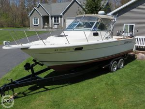 Used Pursuit 2700 Open Walkaround Fishing Boat For Sale