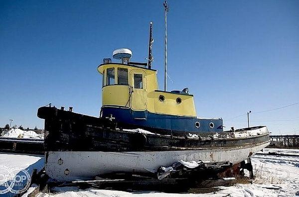 Used Tampa Shipyards Inc 41 Tug Boat For Sale