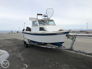Used Homemade 21 Pilothouse Boat For Sale