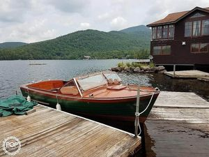 Used Lyman Wooden Antique and Classic Boat For Sale