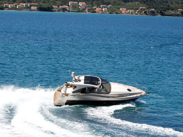 Used Grginic Jahte Mirakul 40 Sports Cruiser Boat For Sale