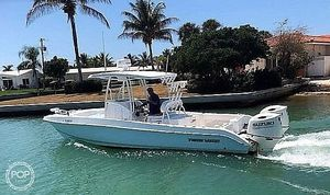Used Twin Vee 260 GF Center Console Power Catamaran Boat For Sale