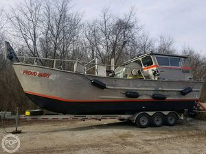 Used Knights Enterprises 32 Cruiser Boat For Sale