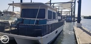 Used Holiday Mansion 36 House Boat For Sale
