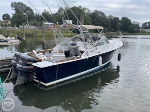 Used Black Watch 26 Sports Fishing Boat For Sale