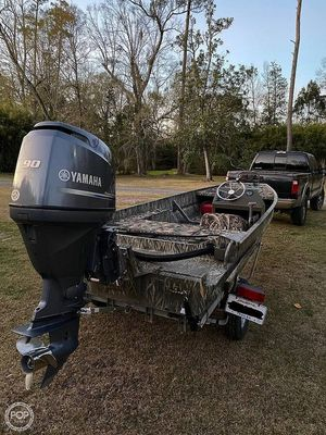 Used Gator Trax 1750 Sportsman Edition Duck Fishing Boat For Sale