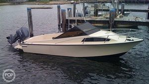 Used Seacraft 23 Walkaround Fishing Boat For Sale