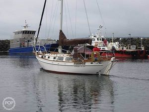 Used Weatherly Gilmer 32 Sloop Sailboat For Sale