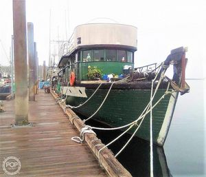 Used Brooklyn 80 Trawler Boat For Sale