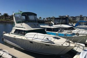 Used Silverton 34 Convertible Express Cruiser Boat For Sale