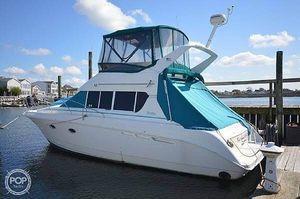 Used Silverton 362 Sedan Bridge Express Cruiser Boat For Sale