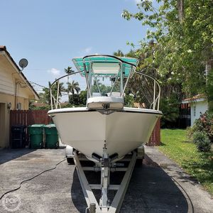 Used Edgewater 240CC Center Console Fishing Boat For Sale