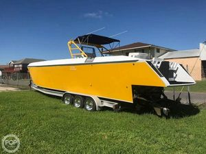 Used Team Persuasion 45CCF Center Console Fishing Boat For Sale