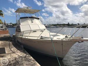 Used Ocean Yachts 42 Aft Cabin Boat For Sale