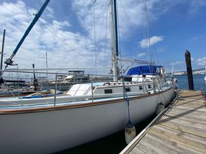 Used Monk Searaker Cruiser Sailboat For Sale