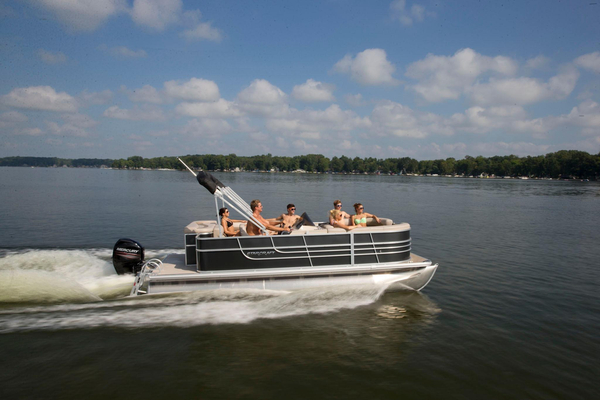 New Starcraft EX 21 Cruise Pontoon Boat For Sale