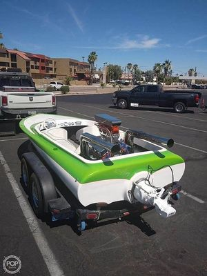 Used Sanger 18 High Performance Boat For Sale