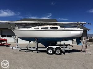Used Catalina C-27 Sloop Sailboat For Sale