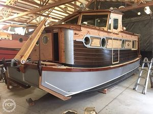 Used Custom Waterwoody House Boat For Sale