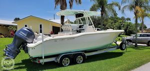 Used Key West 263 FS Center Console Fishing Boat For Sale