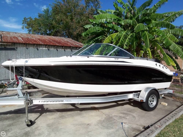 Used Chaparral H2O 18 Sport Bowrider Boat For Sale