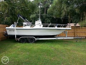 Used Mckee Craft 22run away Center Console Fishing Boat For Sale