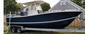 Used Regulator Marine 26 FS Center Console Fishing Boat For Sale