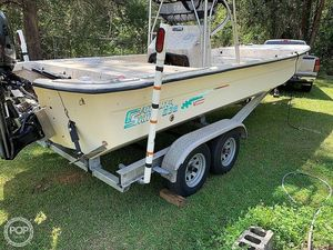 Used Carolina Skiff V2380 Skiff Fishing Boat For Sale