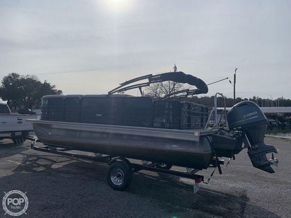 Used Berkshire 20 Pontoon Boat For Sale