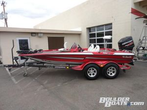 Used Bass Cat Sabre FTD Freshwater Fishing Boat For Sale
