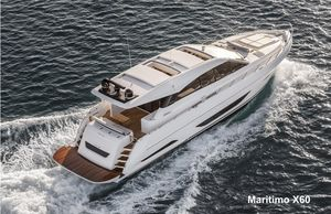 New Maritimo X60 - Located in MI Motor Yacht For Sale