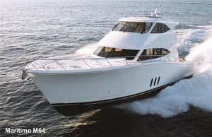 New Maritimo M64 - Located in FL Motor Yacht For Sale