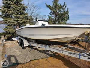 Used Hydra-Sports Baybolt 19 Center Console Fishing Boat For Sale