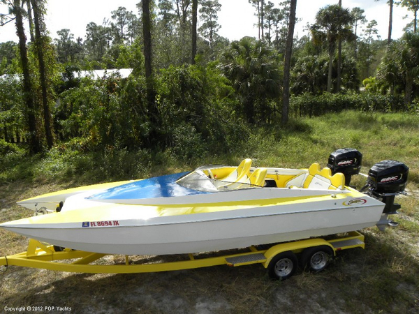 Used Skater 24 High Performance Boat For Sale