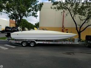 Used Skater 24 Power Catamaran Boat For Sale